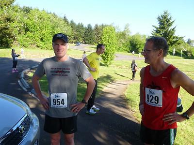 20130504 Hagg Lake Run