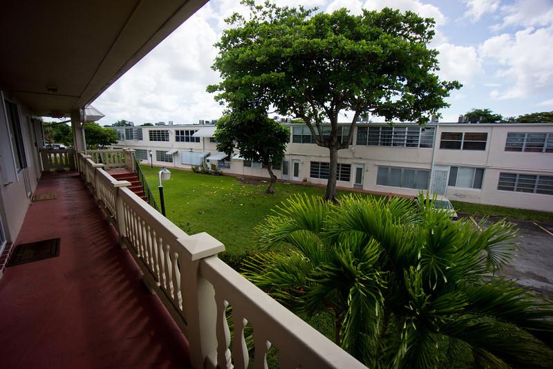 Catwalk View