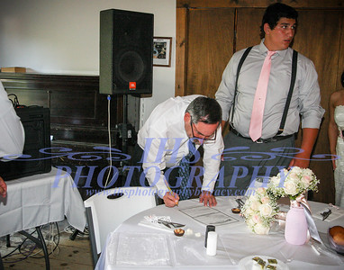 Hintz Wedding - Marriage License