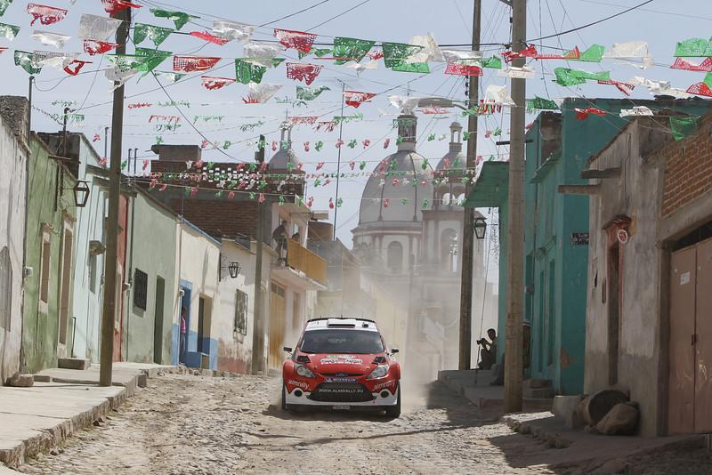 MOTORSPORT - WORLD RALLY CHAMPIONSHIP 2011 - RALLY GUANAJUATO MEXICO / RALLYE DU MEXIQUE - 03 TO 06/03/2011 - PHOTO : FRANCOIS BAUDIN / DPPI -
