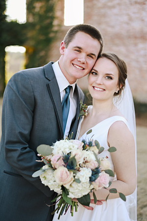 Ashleigh & Chase | River Mill, Columbus, GA