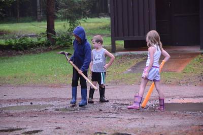 8th Lake Camping 8-1-13