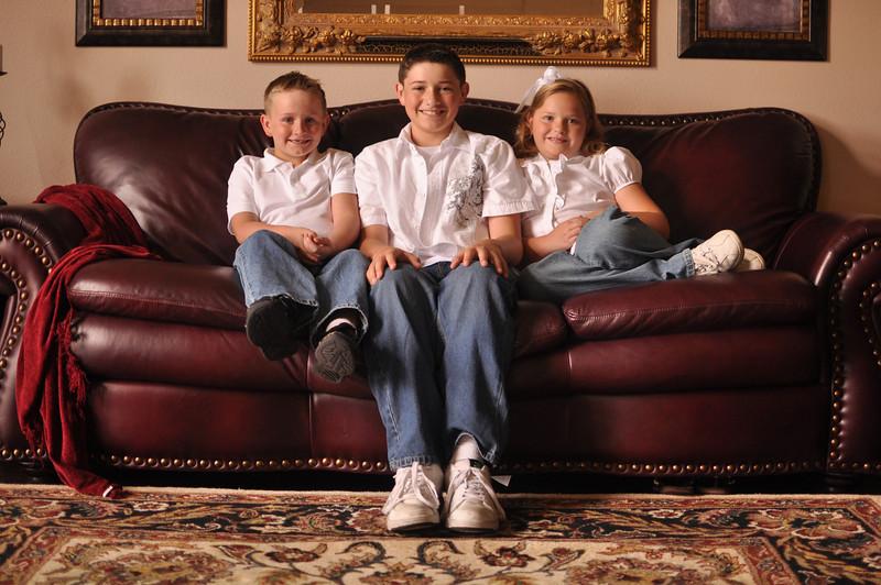 Prestridge Family August 2010