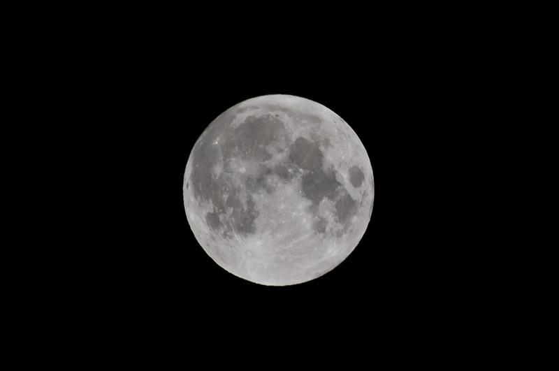 Lunar Eclipse Full Moon @ 2am Saturday, June 26, 2010
