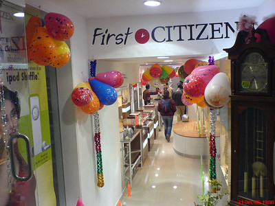 Citizen Showroom - New Year