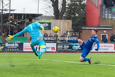 Worthing FC 2-1 Billericay (£2 single downloads. £20 gallery download. Prints from £3.50)