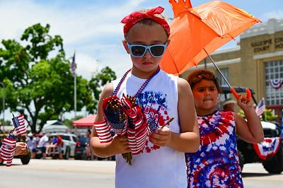 Fredericksburg 4th of July Parade 2021