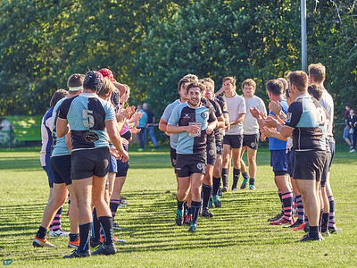 20-9-2020 - PinkPanthers vs Sanctus Virgilius Rugby Club (Preseason)