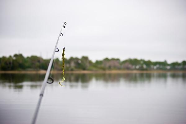 Tuckers Grade Lake