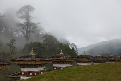 Dochula Pass, Kingdom of Bhutan 2018