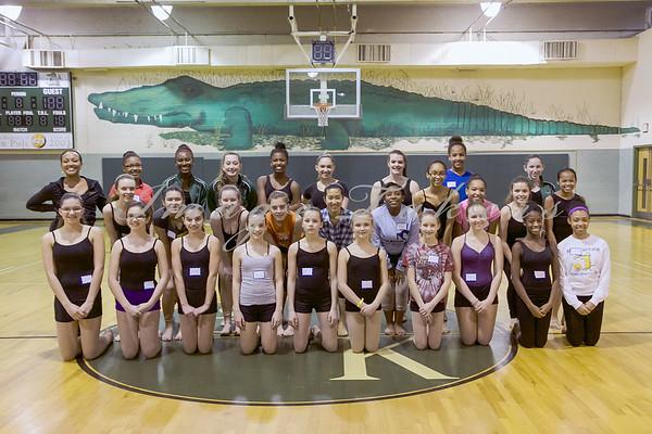 2014-2015 SK Dance Class
