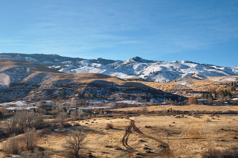 reno foothills