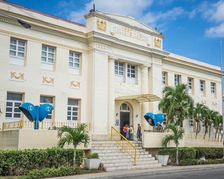 Hospital Calixto Garcia