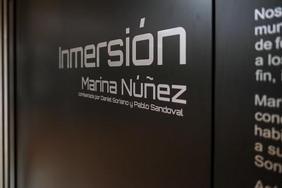Inmersión Marina Nuñez