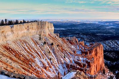 Zion & Bryce National Parks  (Dec 2015)