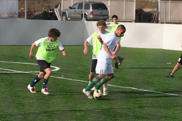 SVHS Alumni Soccer Game 2010