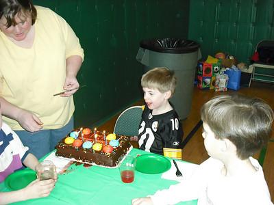Daniel's 7th Birthday Part