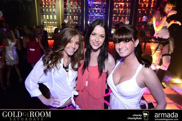 Gold Room Saturdays - 04.21.2012