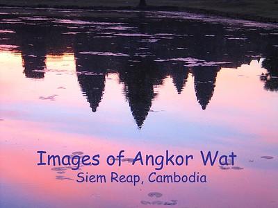 Images of Angkor Wat