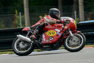 Brno GP Revival 2014 - Moto + Sidecar