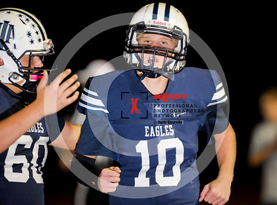 Football Fall 2017 American Leadership Eagles vs Heritage Patriots