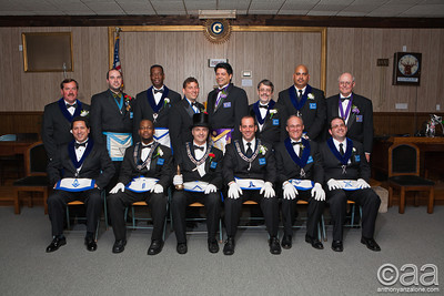 2009 Freemasons Officer Installation