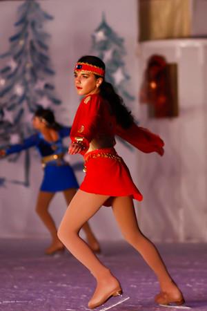 Arabian Princess and Dancers