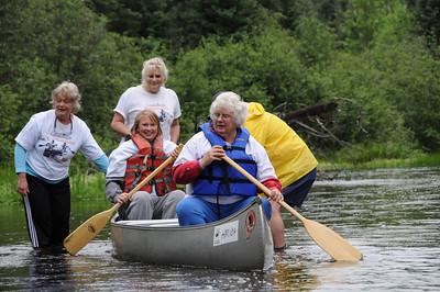 Callie Rohr Memorial Canoe Race 2010 - Saturday