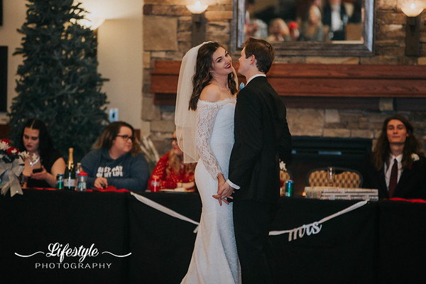 Hinson Wedding