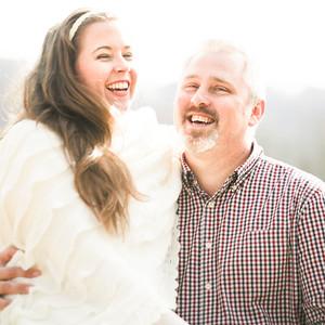 Irvin Vow Renewal - Kingsport TN Wedding Photographer
