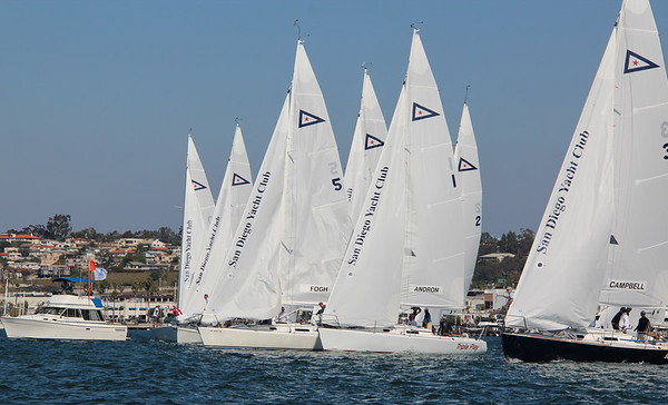 International Masters Regatta Day 1