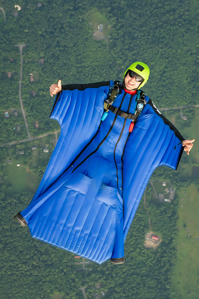 Ranch Wingsuit Weekend