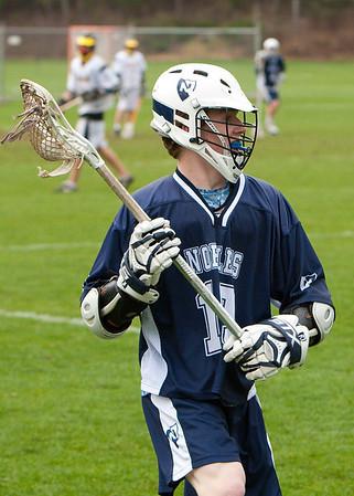 4/22/2009 - Nobles Boys Varsity Lacrosse vs BBN