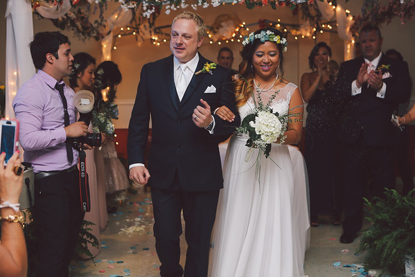 Mary and Skot Wedding