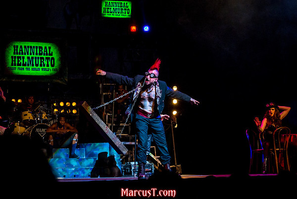 20130115 - Circus of Horrors