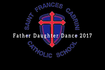 Saint Frances Cabrini Father Daughter Dance 2017