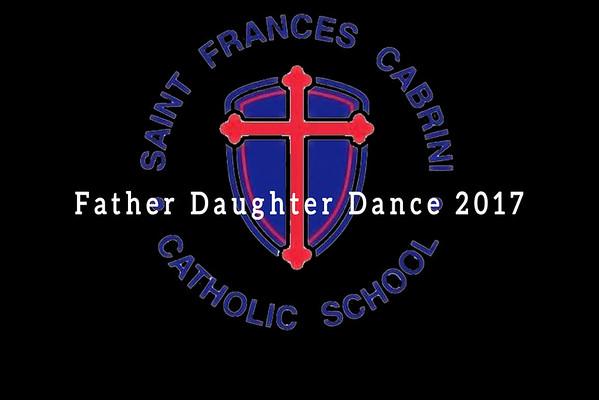 Saint Frances Cabrini Father Daughter Dance 2017