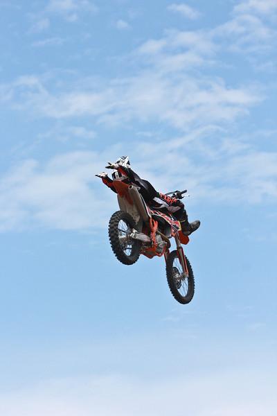 Big Air Show Anoka County Fair 7-25-15