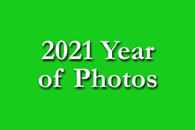 2021 Year of Photos