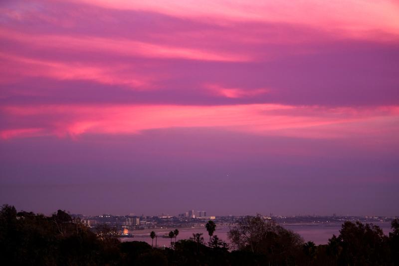 November 18 - Sunset over Santa Monica.jpg