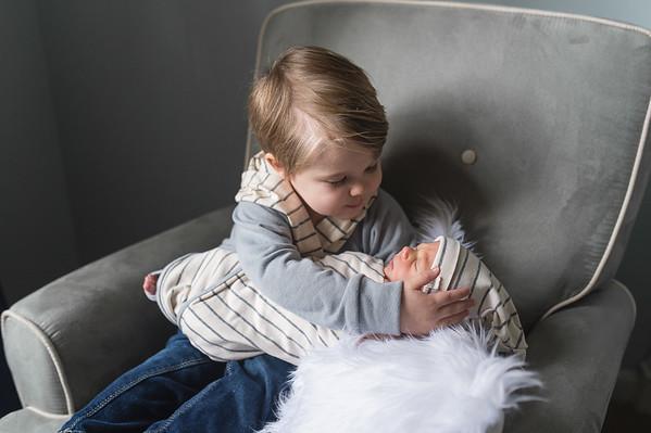 Parker C Newborn