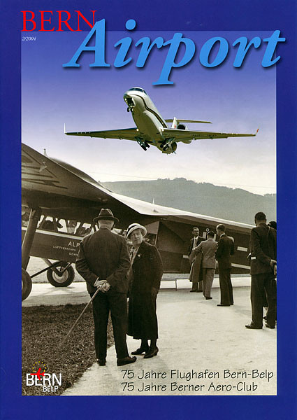 Bern Airport - Magazine Cover No.2 2004