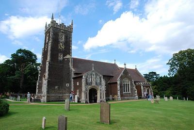 Cambridgeshire, Suffolk 2007