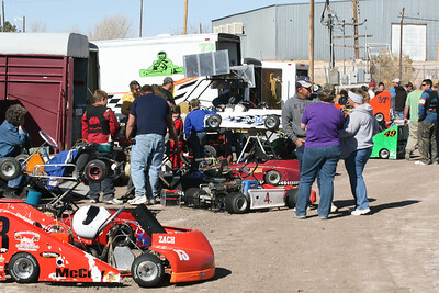 SNMS Kart Racing - 2/14/2009
