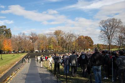 Vietnam Memorial #1