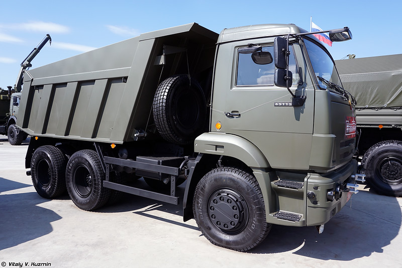 КАМАЗ-65115 (KAMAZ-65115)