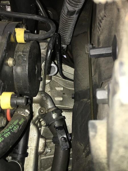rear coolant hose 040916