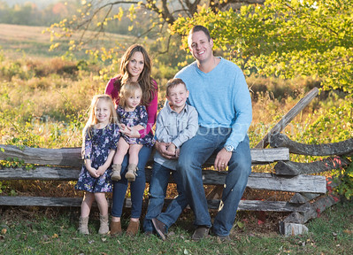 Russell Family Oct 2016