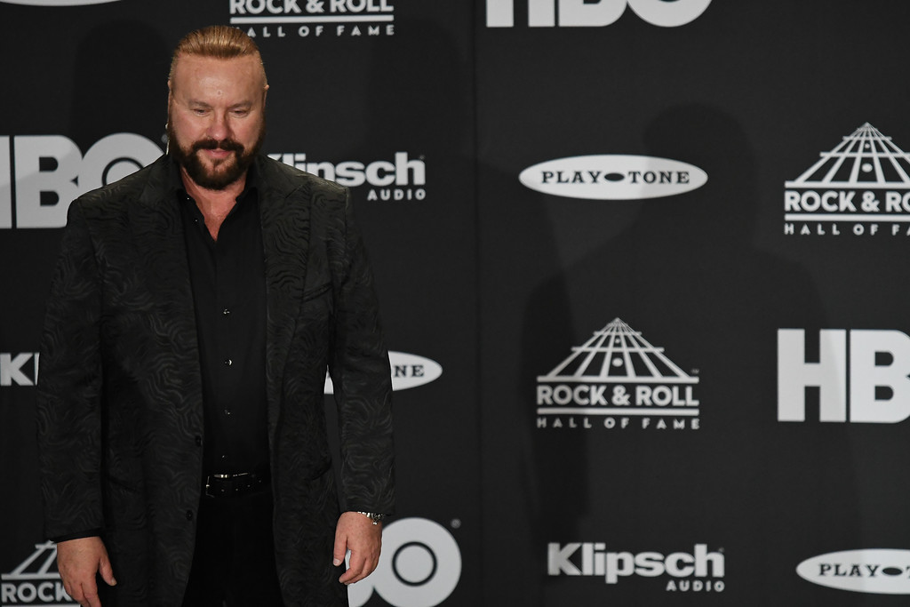 . Eric Bonzar�The Morning Journal<br> Songwriter and Producer Desmond Child.