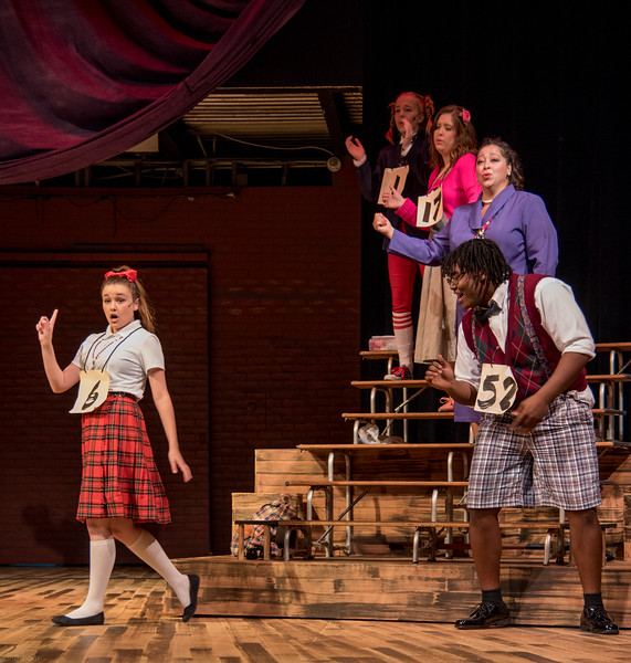 ICC Putnam County Spelling Bee Play